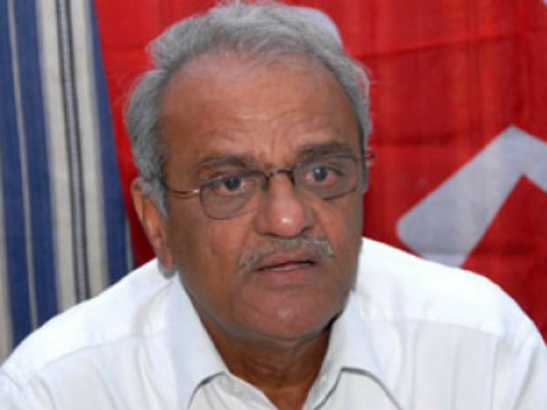 Cpi Leader Narayana Withdrawl S His Word Buffoon Against Governer