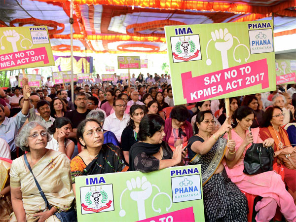 IMA calls-off strike after NMC bill sent to standing committee