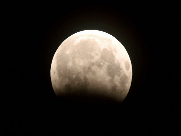 Why Taking Food Is Banned During Lunar Eclipse