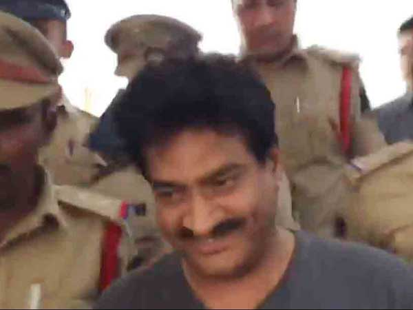 Police files counter petition against Ghazal Srinivas bail plea