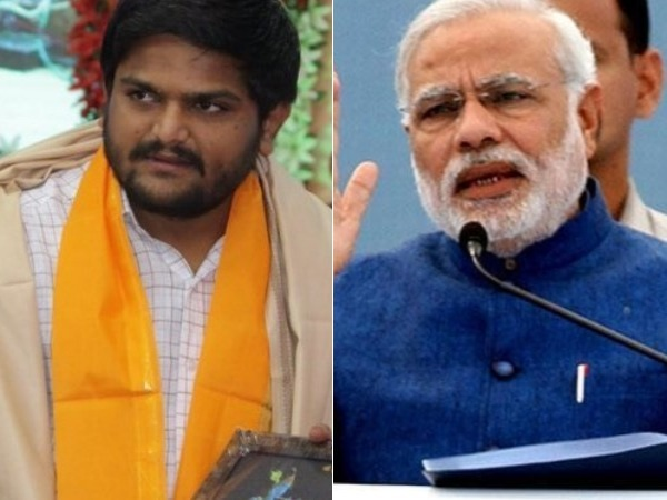 Only a 'chaiwala' can tell unemployed youth to sell snacks: Hardik Patel attacks PM Modi