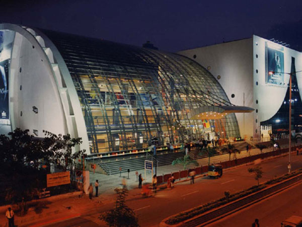 Seating Imax Screen At Prasad Multiplex Unsafe Says Petition In High Court
