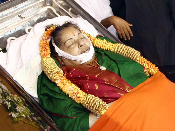 Tn Govt Doctor Deposes Before Panel Probing Jayalalithaa Death