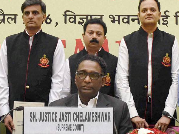 Supreme Court Crisis Justice Chelameswar Miss Weekly Lunch