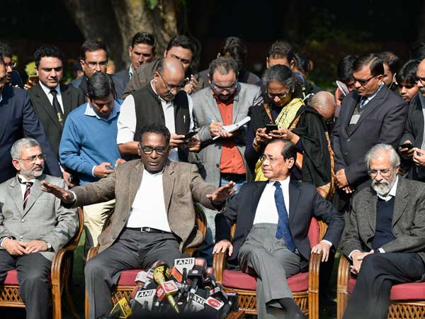 Supreme Court Judges Rift Has Justice Ranjan Gogoi Hurt His Prospects To Be Next