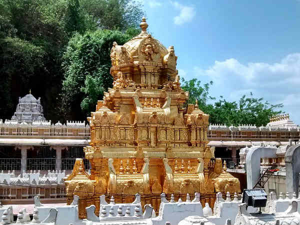 Another Controversy Erupts Kanaka Durga Temple