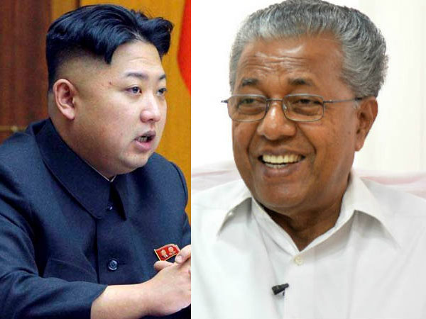 Kerala CM Pinarayi Vijayan praises North Korea for 'successfully defending US pressure'