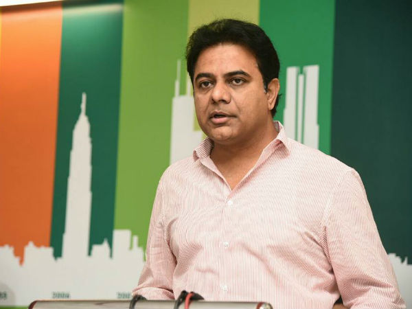 Corporator fined by KTR for flexi usage!