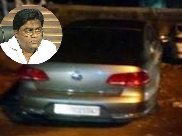 Mla Jaleel Khan S Son Involved Vijayawada Road Accident