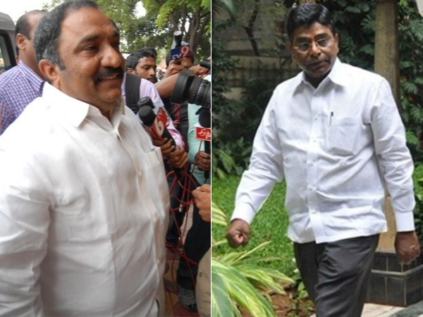 we will not leave TDP, says Nama and Sandra