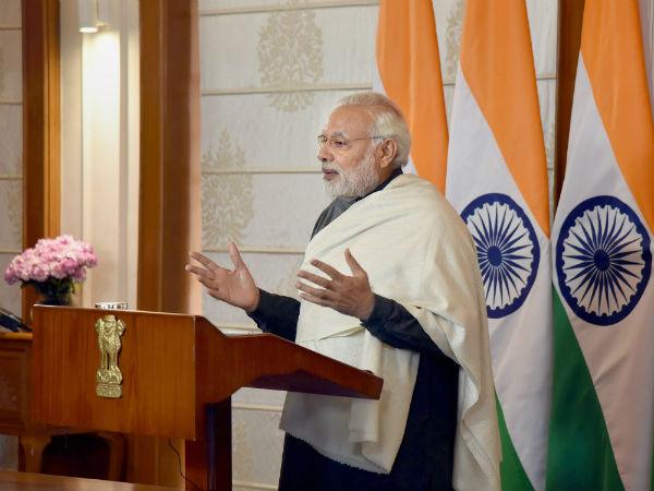 I Am Andhra Don T Worry Will Talk Chandrababu Pm Modi Assurance