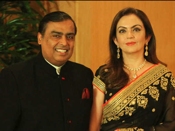 Nita Ambani Married Billionaire Mukesh Ambani On This Condition