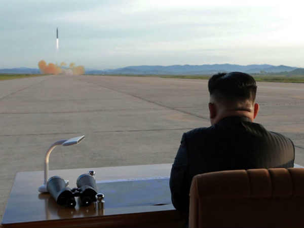 North Korea accidentally hit one of its own cities with a ballistic missile last year