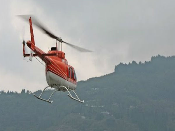 Helicopter With Ongc Employees Crashes Miles Off Mumbai Coast 3dead