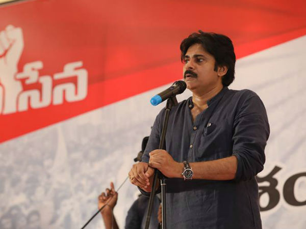 chada Venkat Reddy says Pawan Kalyan is playing double role