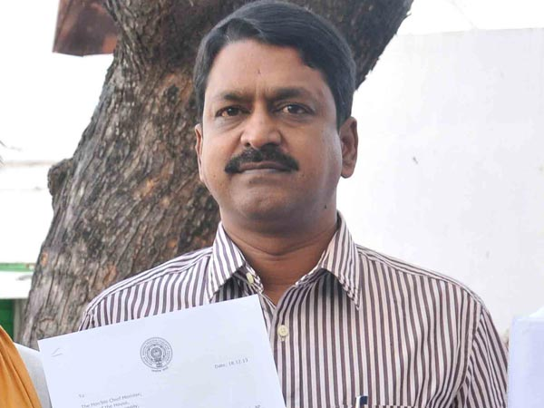 Cabinet minister status for Palle and Payyavula