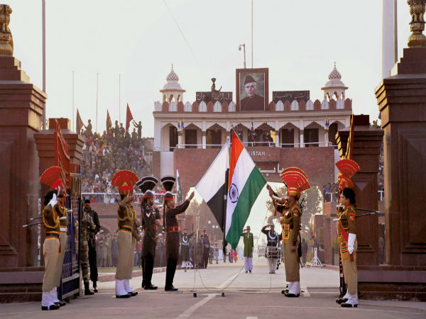 No R-Day sweets offered by BSF to Pakistan Rangers at Wagah border