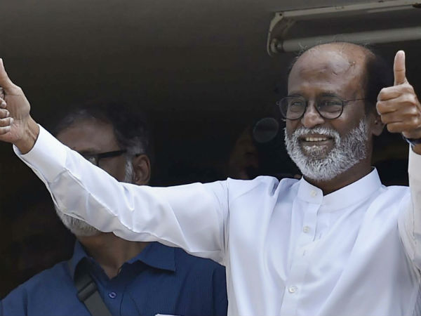 Rajini Will Win 23 Ls Seats Says Survey
