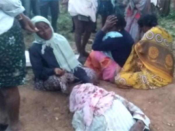Road Accident Chinnapadu Five Dead