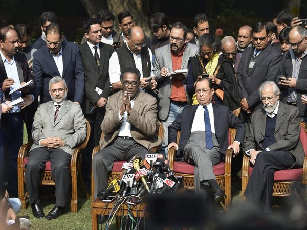 Four top judges not part of SC Constitution Bench: Row far from settled