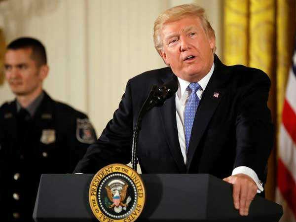 Donald Trump Imitates Pm Narendra Modi S Accent At Meetings Report