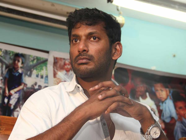 Actor Vishal Announces Decision Enter Politics Says Next Tn Elections