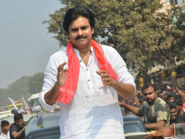 Films Are Not My Mind Anymore Focus Is On Politics Pawan Kalyan