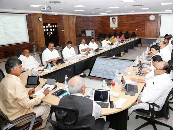 key decisions in AP cabinet meeting