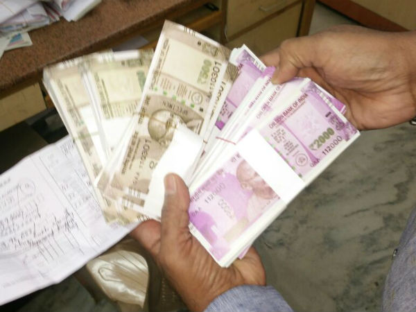 ATM dispenses fake currency notes Kanpur