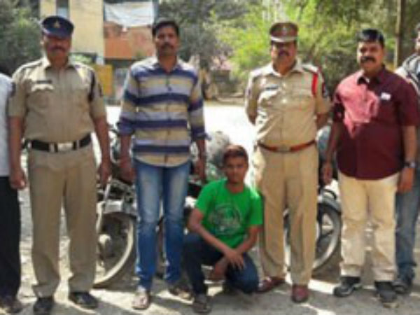 youth arrested for stealing bike in secunderabad area