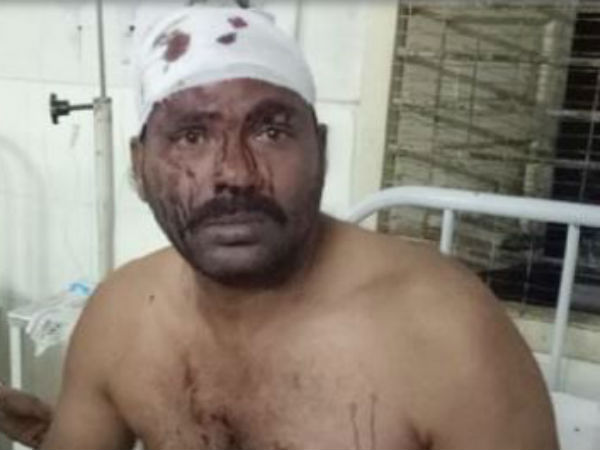 MLA Varadapuram Suri supporters attacked four people