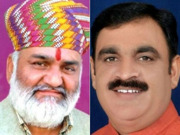 bjp mla from bijnor noorpur lokendra singh died in a road accident and kalyan singh died deu to prolonged illness