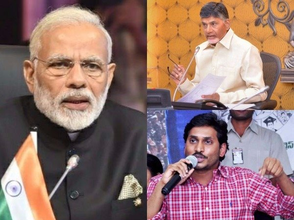 Bjp Takes Advantage Over Tdp Ysrcp Weakness