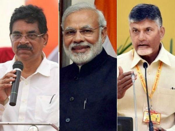 Bjp Strategy Target Chandrababu Naidu Andhrapradesh
