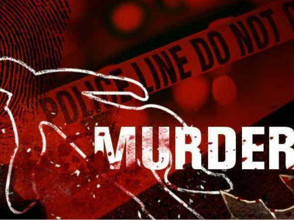wife kills her husband in Mancherial district