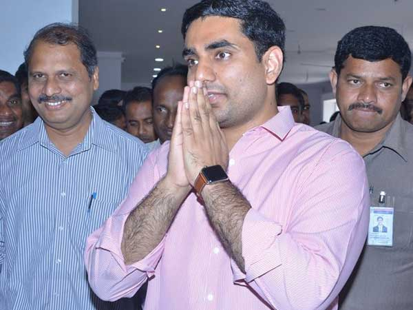 Nara Lokesh May Contest From Palamaner Segment 2019 Elections