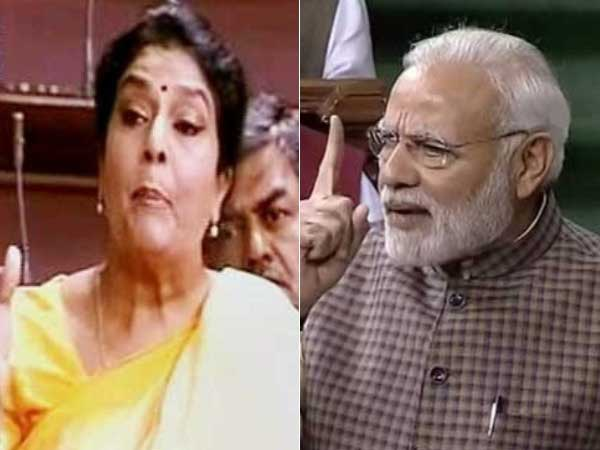 Modi Comment On Renuka Chowdhary Which Character Ramayana