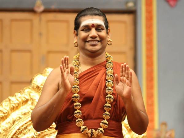 Nithyananda Apologises Madras High Court Claiminig Heirship Of Madurai Adheenam