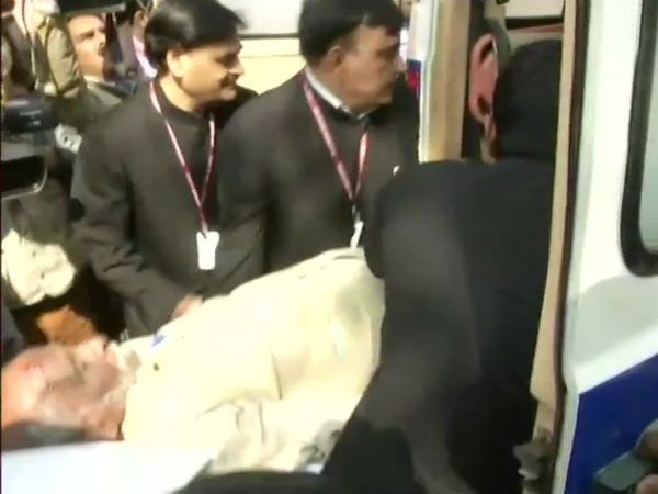 Odisha MP AV Swamy Collapses in Parliament, Rushed to Hospital