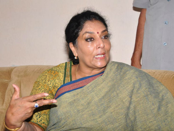 renuka chowdhury remembers her college days in an interview