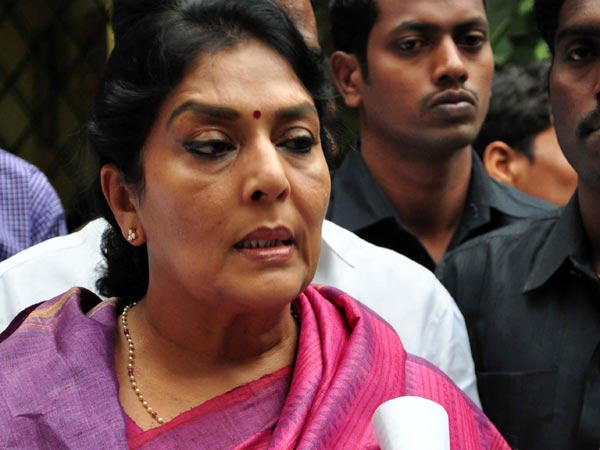 Renuka Chowdhury demands Special Status for Andhra Pradesh