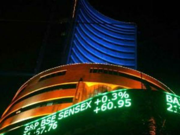 Sensex, Nifty trade higher on budget day
