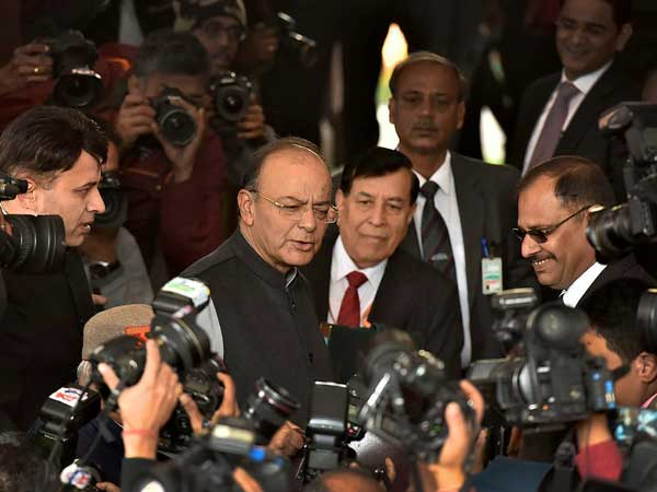 Union Budget 2018: Sensex, Nifty Rattled With 10% Capital Gains Tax