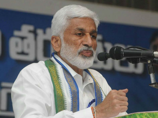 Invitation to Defected MLAs : Vijay Sai Reddy