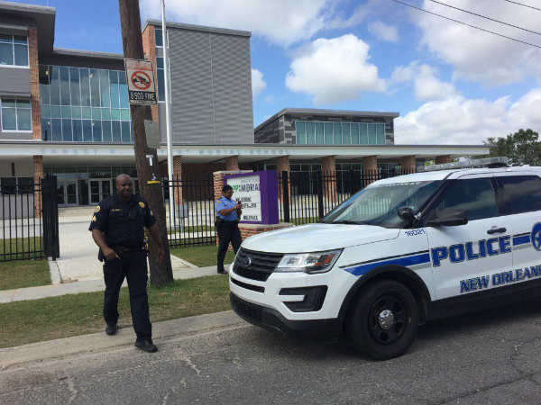 2 dead, 3 wounded in Lower 9th Ward shooting, New Orleans police say
