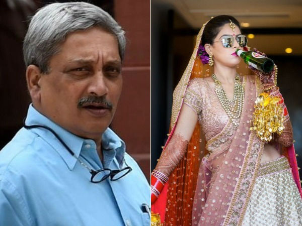 Trended Nationwide On Saturday Following Goa Cm Manohar Parrikar