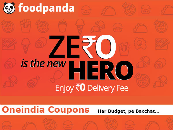 If Food Is Your Love, Foodpanda Your Valentine! ZERO DELIVERY FEE On Orders Hurry, foodpanda order