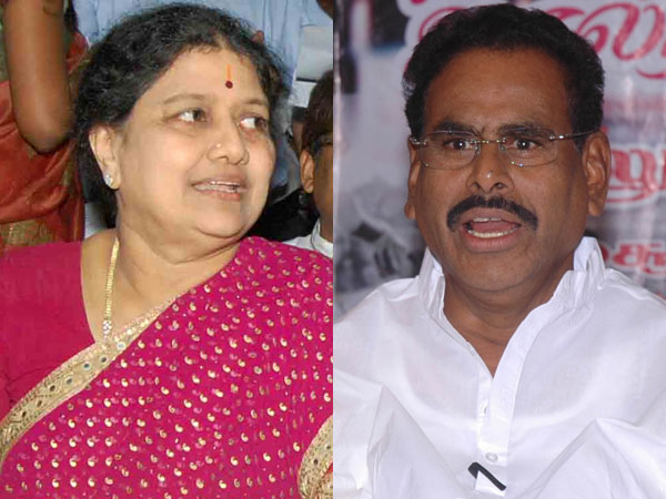 Sasikala S Husband Natarajan Critical Once Again She Files Parole