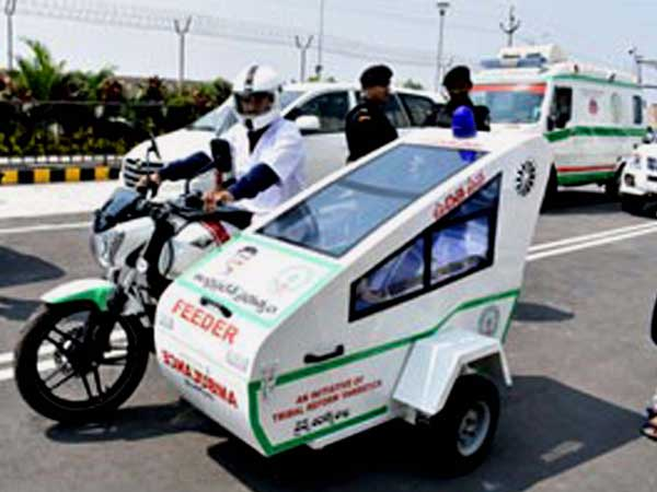 Ap Government Provide Feeder Ambulances Remote Areas