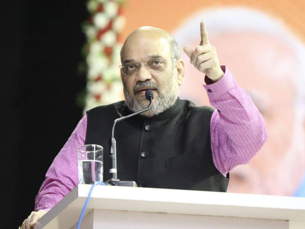 Verdict proves Left not right for any part of country, says Amit Shah